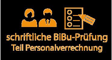 Schriftliche Personalverrechnerprüfung